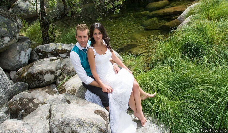 La boda de David y Helena en Cabezuela Del Valle, Cáceres