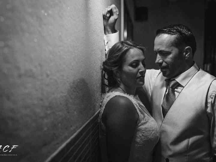 La boda de Raquel y César