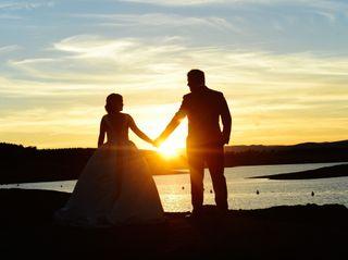 La boda de Abel y Lorena