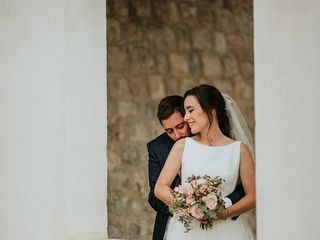 La boda de Marta y Juanmi