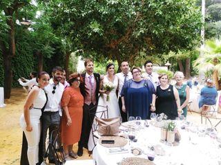 La boda de Rocío y Eugenio