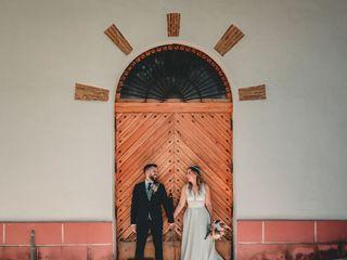 La boda de Alejandra y Jero