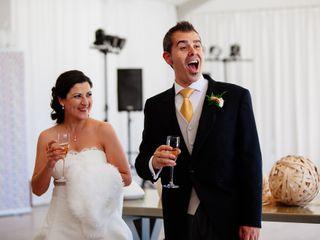 La boda de Mariajo y Helio