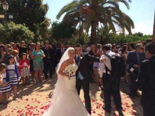 La boda de Ana  y Moises
