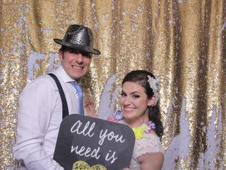 La boda de Sheyla y Francesco