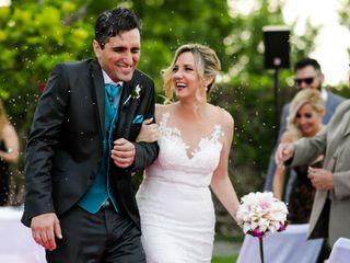 La boda de Mar Alfonso Velázquez y Jorge Alba Sánchez