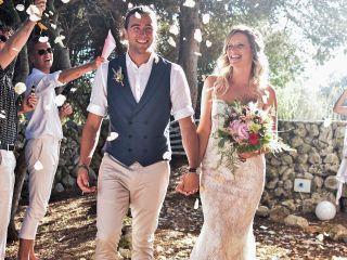 La boda de Hayley y Chris