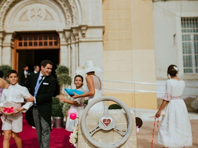 La boda de Juanmi y Marta en Cartagena, Murcia 39