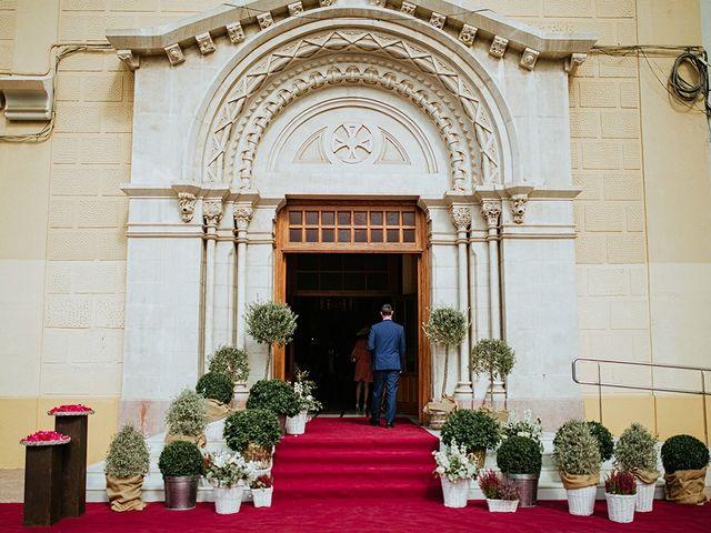 La boda de Juanmi y Marta en Cartagena, Murcia 40