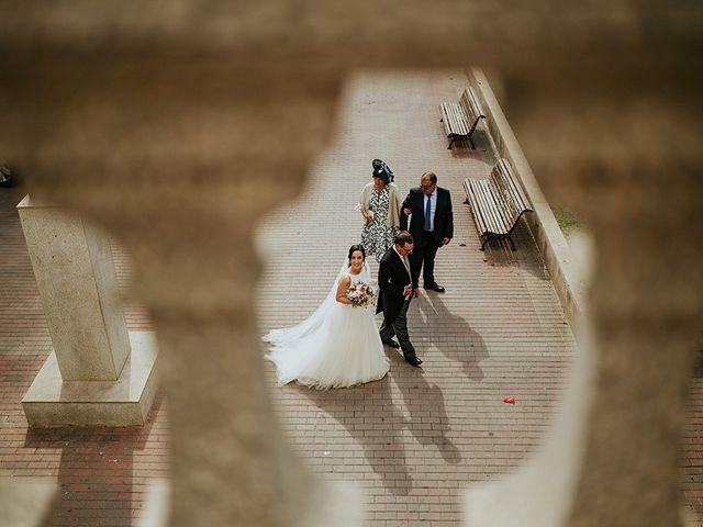 La boda de Juanmi y Marta en Cartagena, Murcia 44