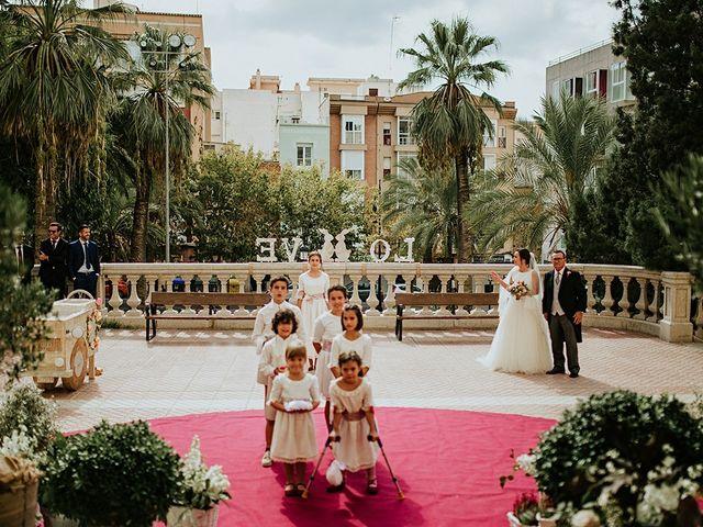 La boda de Juanmi y Marta en Cartagena, Murcia 46