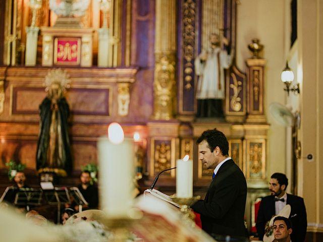 La boda de Juanmi y Marta en Cartagena, Murcia 56