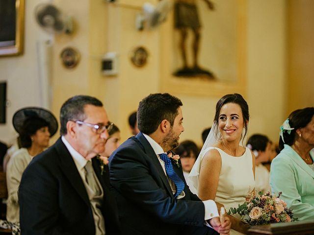 La boda de Juanmi y Marta en Cartagena, Murcia 57