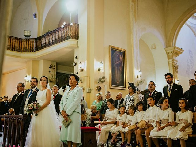 La boda de Juanmi y Marta en Cartagena, Murcia 59