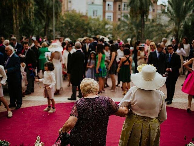 La boda de Juanmi y Marta en Cartagena, Murcia 79