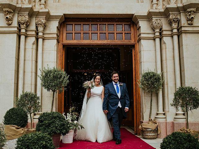 La boda de Juanmi y Marta en Cartagena, Murcia 80