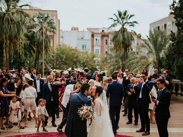 La boda de Juanmi y Marta en Cartagena, Murcia 83