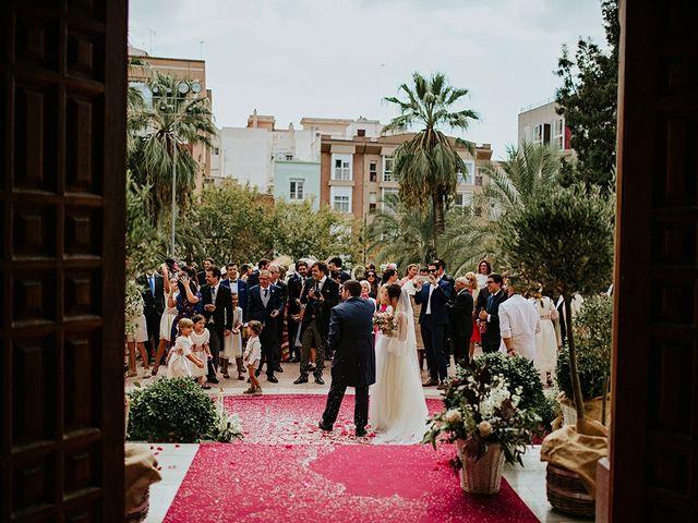 La boda de Juanmi y Marta en Cartagena, Murcia 84