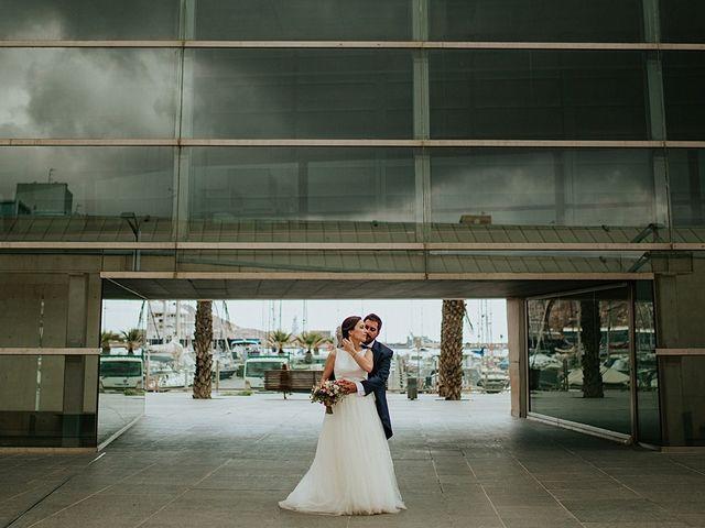 La boda de Juanmi y Marta en Cartagena, Murcia 87