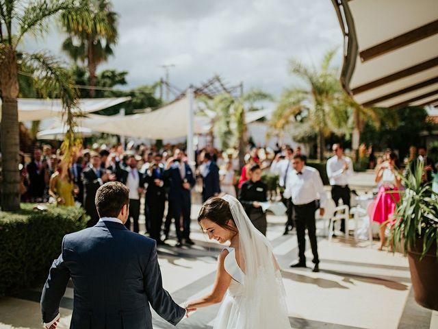 La boda de Juanmi y Marta en Cartagena, Murcia 90