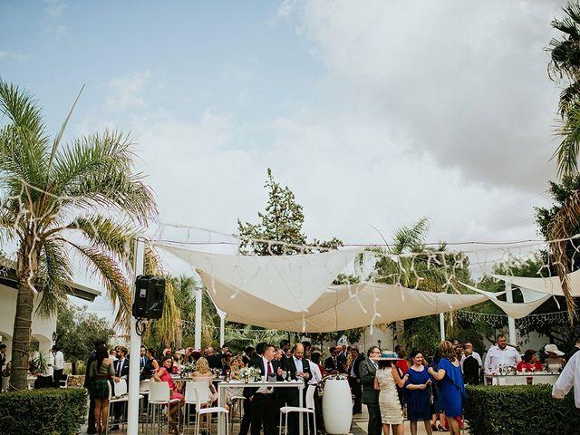La boda de Juanmi y Marta en Cartagena, Murcia 96