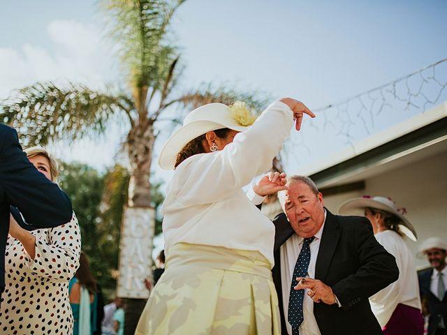 La boda de Juanmi y Marta en Cartagena, Murcia 121