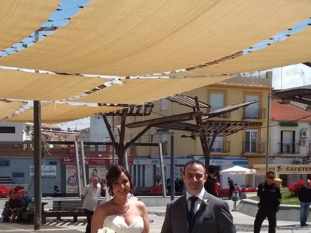 La boda de Alfonso y Maria Jose en Granada, Granada 3