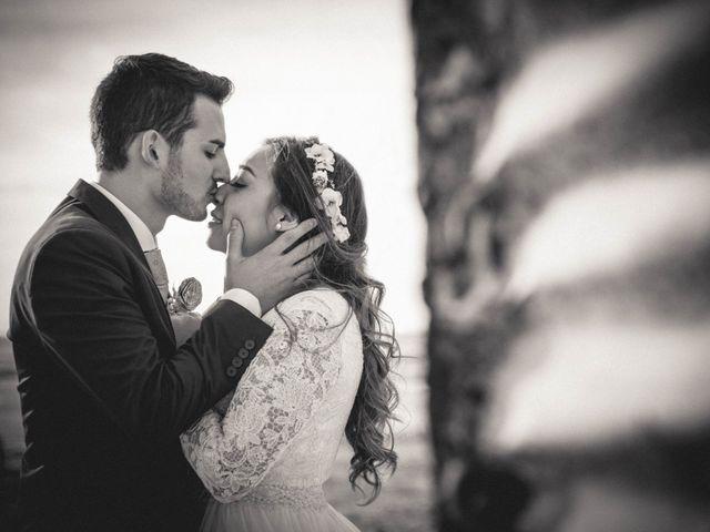 La boda de Annie y Rubén