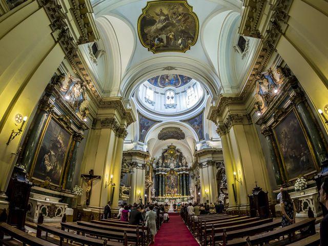 La boda de César y Jennifer en Madrid, Madrid 4