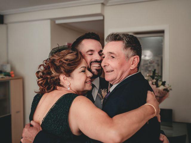 La boda de Jero y Alejandra en Alacant/alicante, Alicante 40