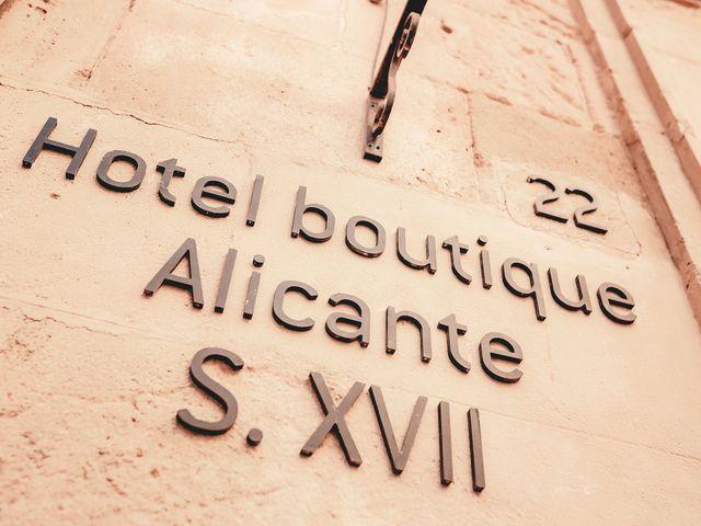 La boda de Jero y Alejandra en Alacant/alicante, Alicante 42
