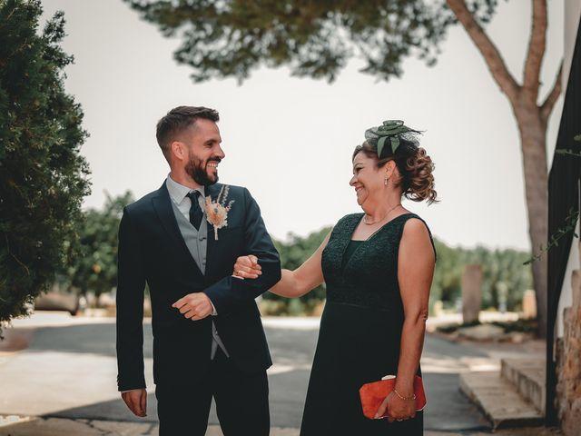 La boda de Jero y Alejandra en Alacant/alicante, Alicante 106