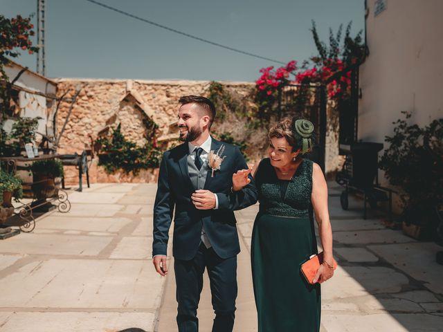 La boda de Jero y Alejandra en Alacant/alicante, Alicante 107