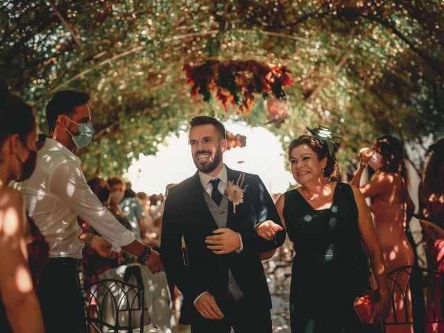La boda de Jero y Alejandra en Alacant/alicante, Alicante 108