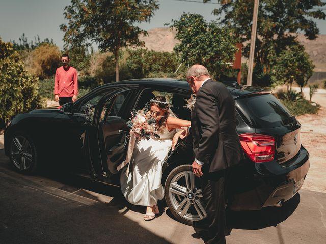La boda de Jero y Alejandra en Alacant/alicante, Alicante 110