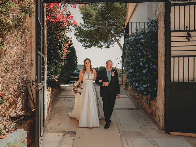 La boda de Jero y Alejandra en Alacant/alicante, Alicante 112