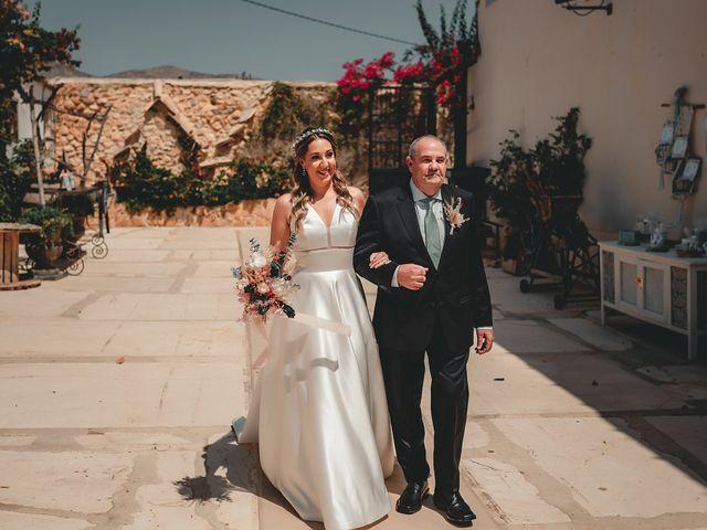 La boda de Jero y Alejandra en Alacant/alicante, Alicante 114