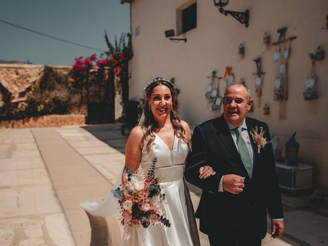 La boda de Jero y Alejandra en Alacant/alicante, Alicante 115