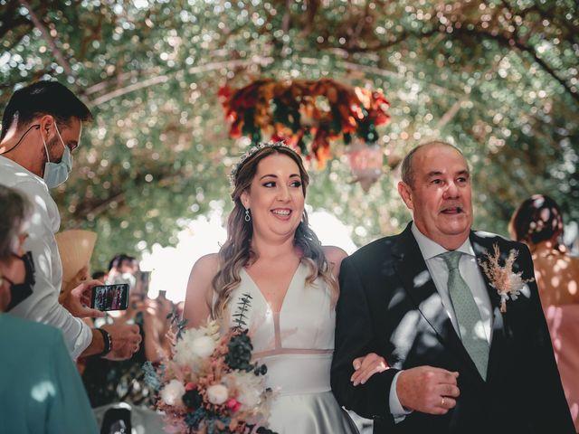 La boda de Jero y Alejandra en Alacant/alicante, Alicante 117