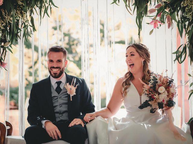 La boda de Jero y Alejandra en Alacant/alicante, Alicante 121