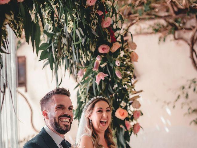 La boda de Jero y Alejandra en Alacant/alicante, Alicante 123