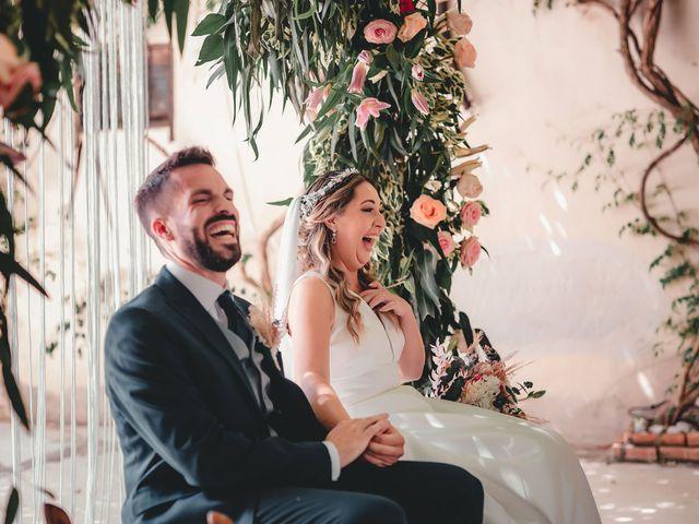La boda de Jero y Alejandra en Alacant/alicante, Alicante 124