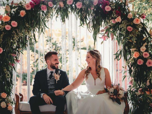 La boda de Jero y Alejandra en Alacant/alicante, Alicante 126