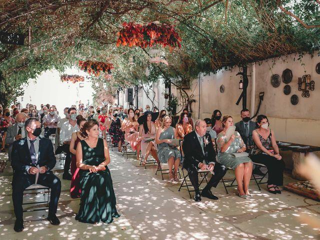La boda de Jero y Alejandra en Alacant/alicante, Alicante 127
