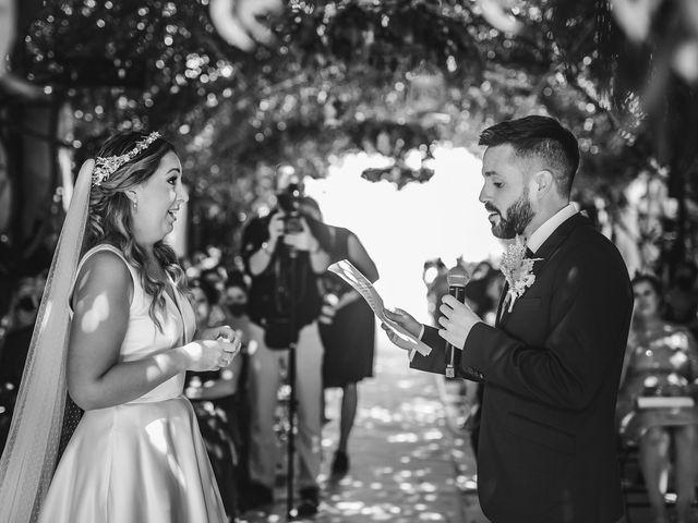 La boda de Jero y Alejandra en Alacant/alicante, Alicante 141
