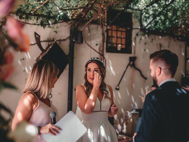 La boda de Jero y Alejandra en Alacant/alicante, Alicante 142