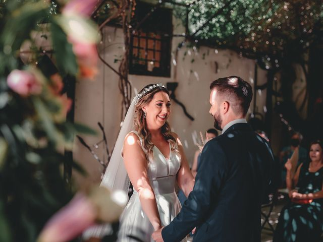 La boda de Jero y Alejandra en Alacant/alicante, Alicante 145