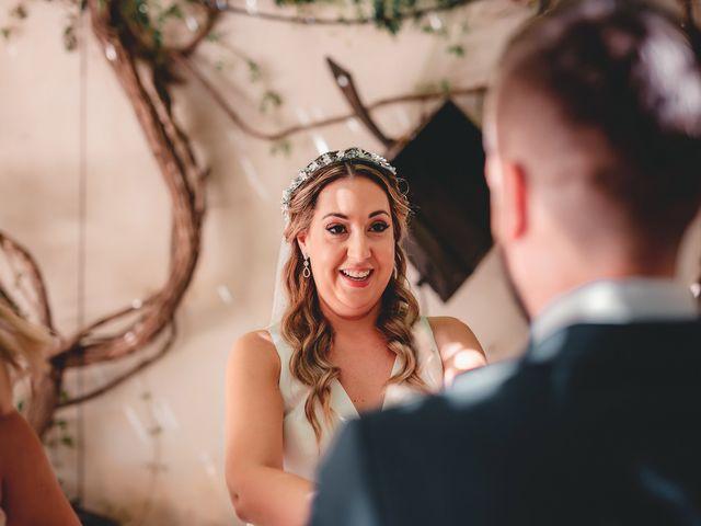 La boda de Jero y Alejandra en Alacant/alicante, Alicante 148