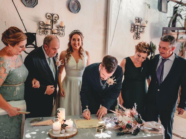 La boda de Jero y Alejandra en Alacant/alicante, Alicante 154