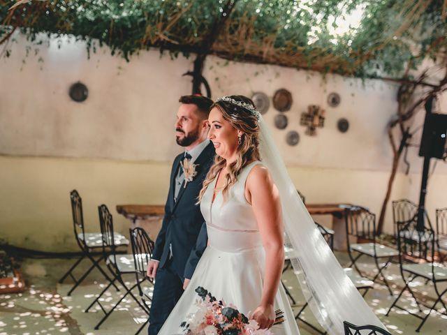 La boda de Jero y Alejandra en Alacant/alicante, Alicante 156